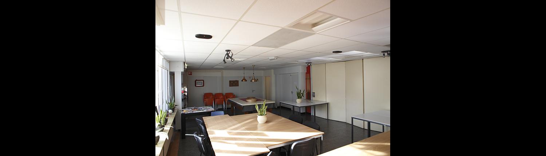 Keukens Vaste Prijzen : Foyer ontmoetingsruimte (82 m2) – Buurthuis  t Ambacht Alkmaar